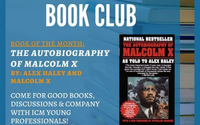 Join ICM's Virtual Book Club