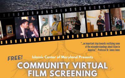Community Virtual Film screening