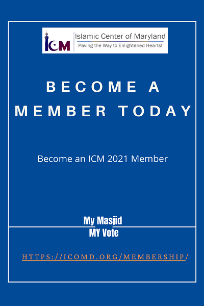 Become ICM Member Today!