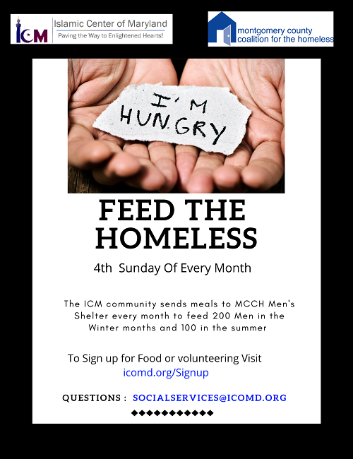 Social Services: Feed The Homeless