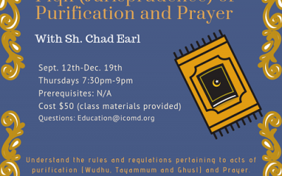 Fiqh of Purification and Prayer