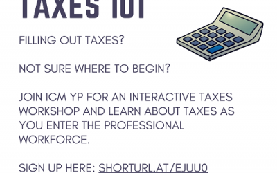 ICM YP Presents Taxes 101