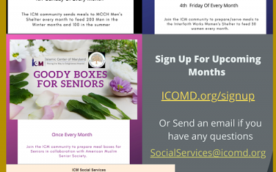 Please Signup For The Social Service Programs