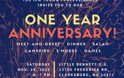 ICM YP One Year Anniversary!