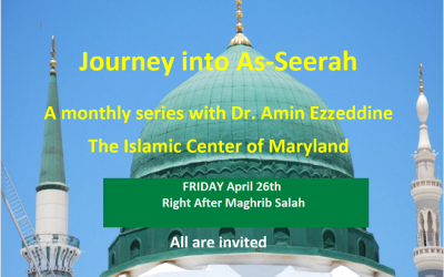 Monthly Series: Journey Into As-Seerah