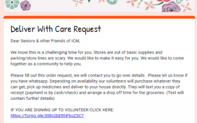 ICM Deliver with Care Program
