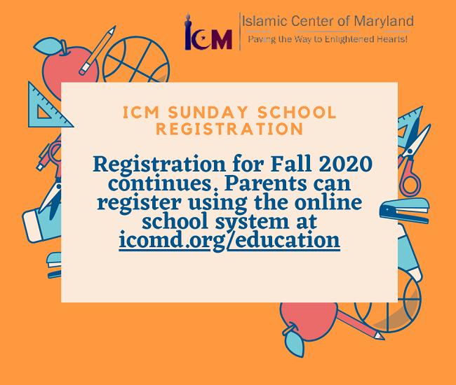 Registration Is Open For ICM School!