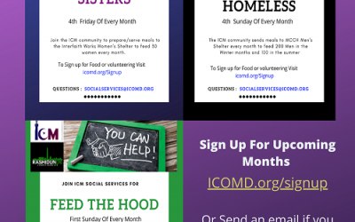 Signup For The Social Service Programs