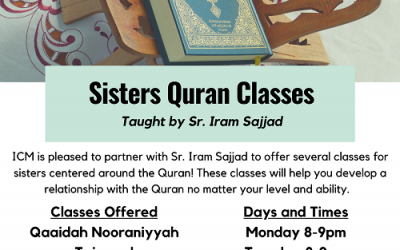 Quran Classes For The Sisters