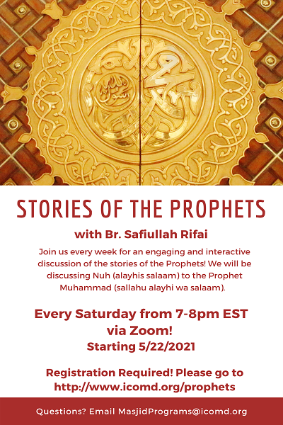 Stories Of The Prophets Series
