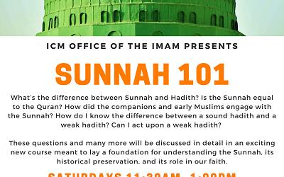 Sunnah 101: Understanding The Sunnah
