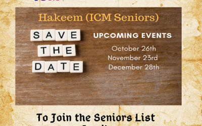 Upcoming Hakeem Programs