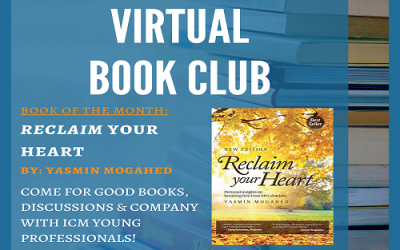 Virtual Book Club By ICM Young Professionals
