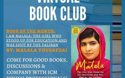 Join ICM's Virtual Book Club