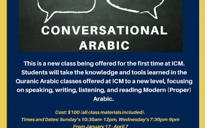 Learn Conversational Arabic