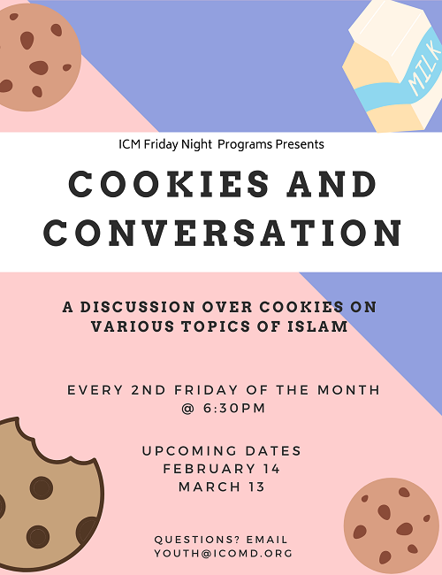 Cookies And Conversations