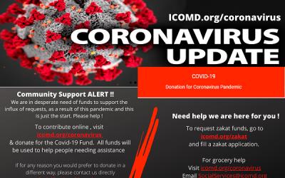 Coronavirus Support For The Community