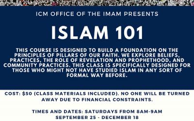 Islam 101: The Principles Of Islam